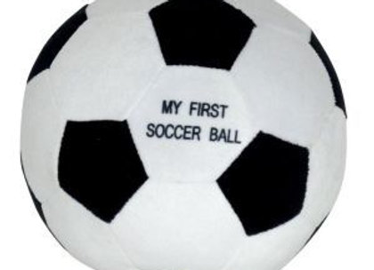 Babies First Soccer Ball