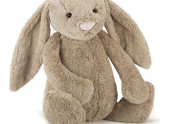 Jellycat Bashful Bunny Medium -  Beige