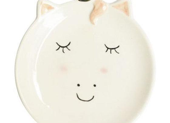 Unicorn Trinket Dish small
