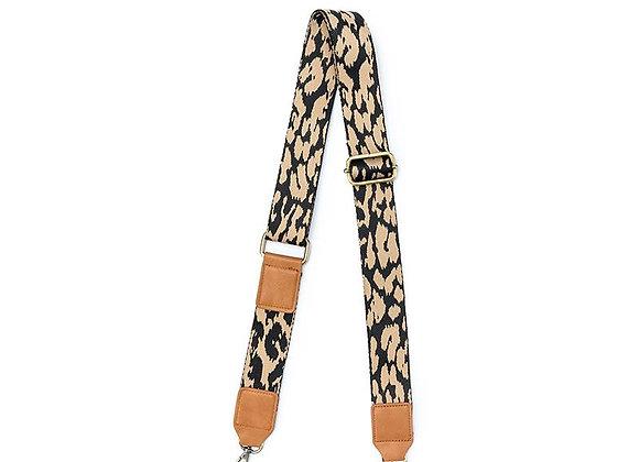 Black Caviar - Leopard Bag Strap