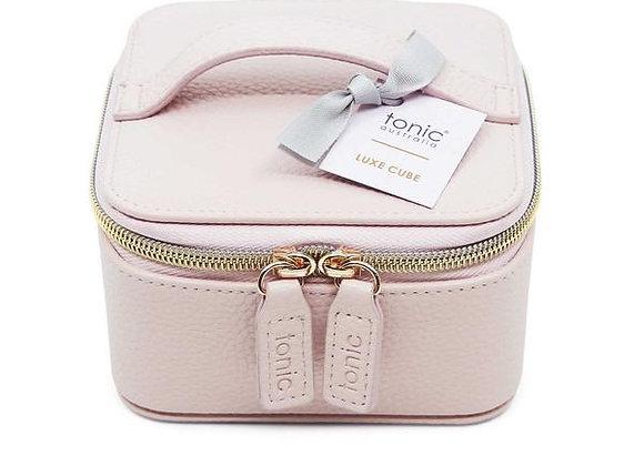 Luxe Jewellery Cube Blush