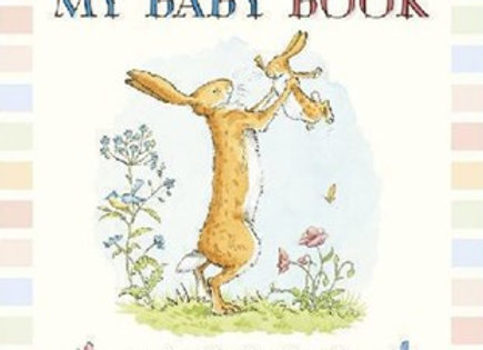 Guess How Much I Love You - My Baby Book