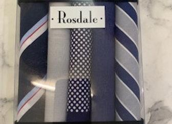 Rosdale Hankies - Box of 5