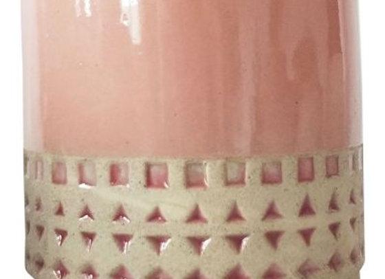 Kyra Planter with Legs Pink Medium