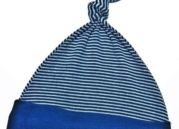 Emotion & Kids - Navy white stripe hat