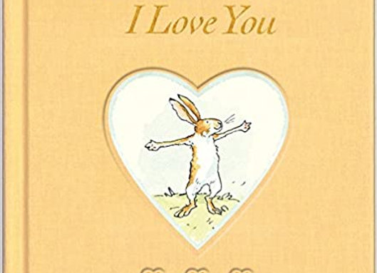 Guess How Much I Love You -Golden Sweetheart