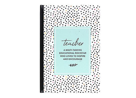 Teacher Multi-Tasking Journal