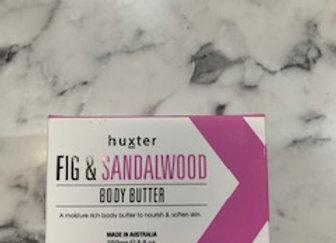 Huxter - Fig & Sandalwood Body Butter