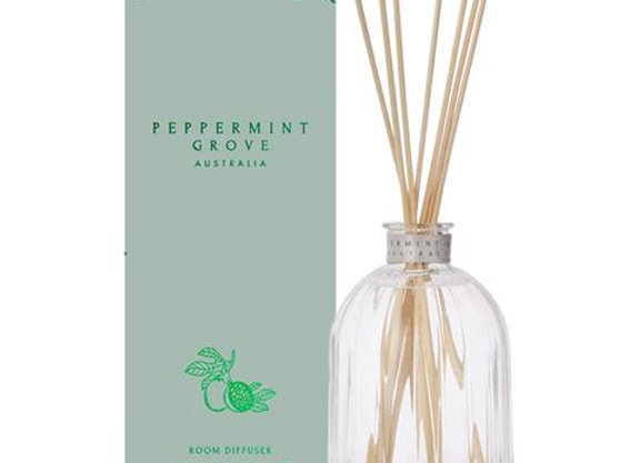 Peppermint Grove - Passionfruit & Lime Large Diffuser 350ml