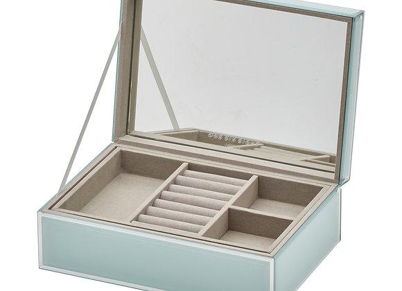 Mint Large Jewellery Box