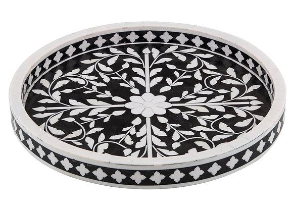 Black/White Tray