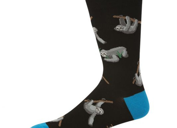 Bamboozld Men's Sock -My Lazy