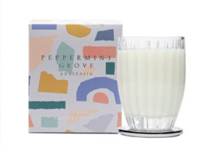 Peppermint Grove  - Limited Edition Vanilla Caramel Candle