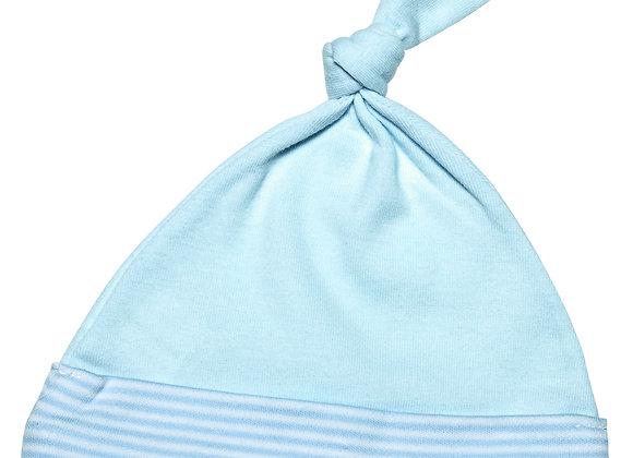 Emotion & Kids - Blue Knot Hat