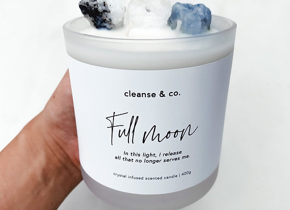 cleanse & co - Full Moon Intention