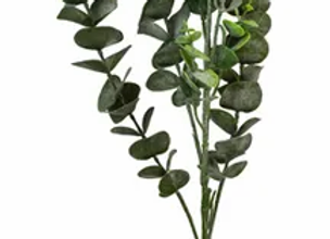 88cm 5 Branch Eucalyptus Spray