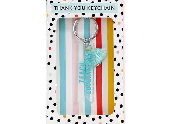 Teacher Inspire Keychain
