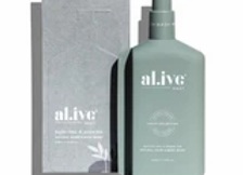 al.ive - Hand & Body Wash -Kaffir Lime & Green Tea