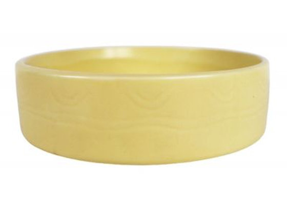 Mynx Saucer Yellow 14cm