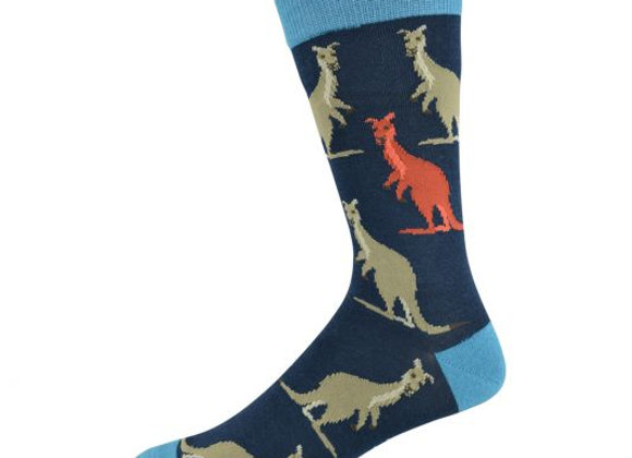 Bamboozld Men's Sock -Kanga