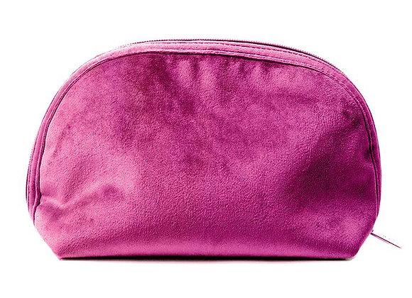 Tonic- Luxe Velvet Pouch - Berry