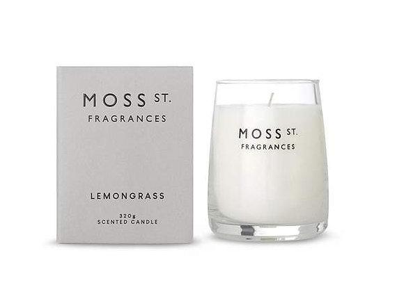 Moss St - Lemongrass Candle