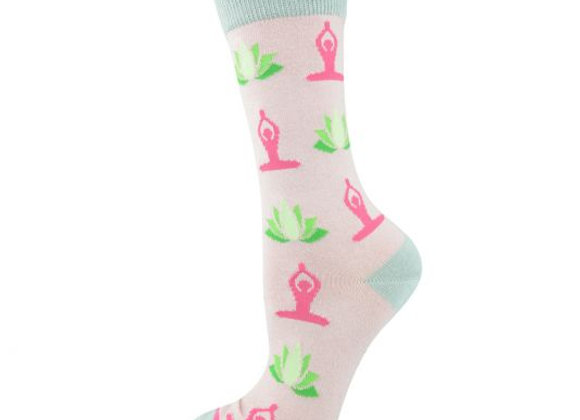 Bamboozld Ladies Sock - Lotus