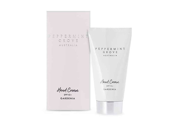 Peppermint Grove - Gardenia Hand Cream Tube 75ml