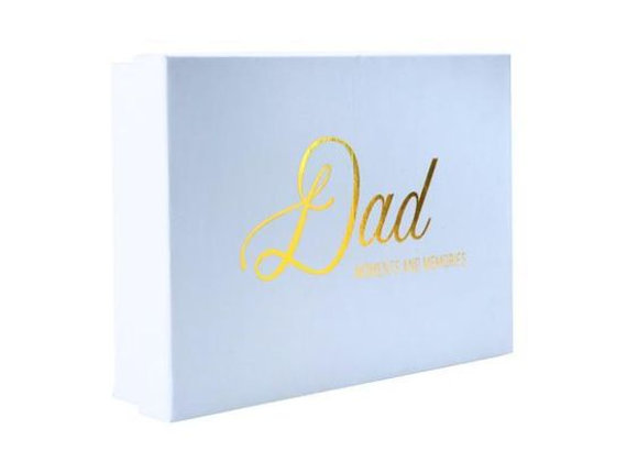 DAD - Moments & Memories Cards