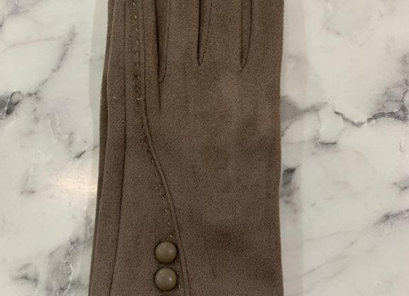 Glove - Taupe
