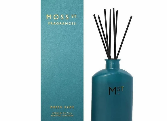 Moss St - Green Sage Diffuser