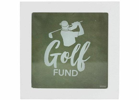 Golf Fund Change Box