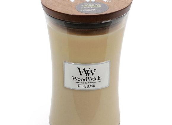 Woodwick Candle At the Beach -  Large