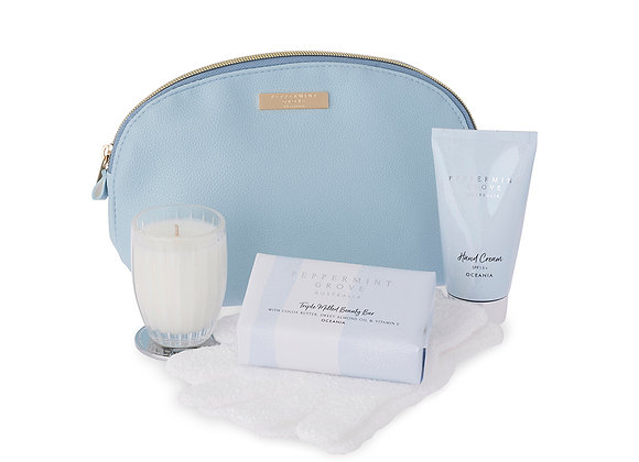 Oceania Beauty Bag Gift Set