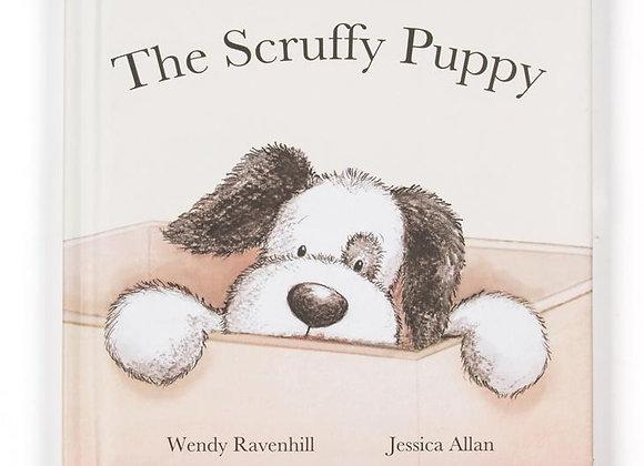 The Scruffy Puppy Board Book