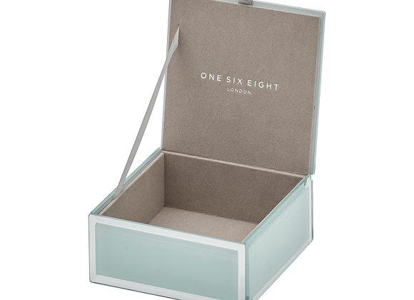 Jewellery Box - Mint Small