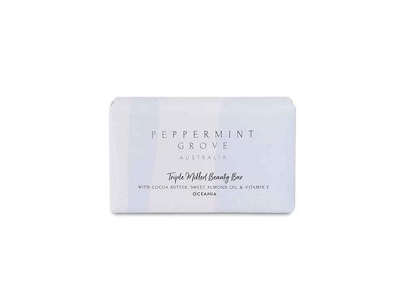 Peppermint Grove - Oceania Beauty Bar  200g