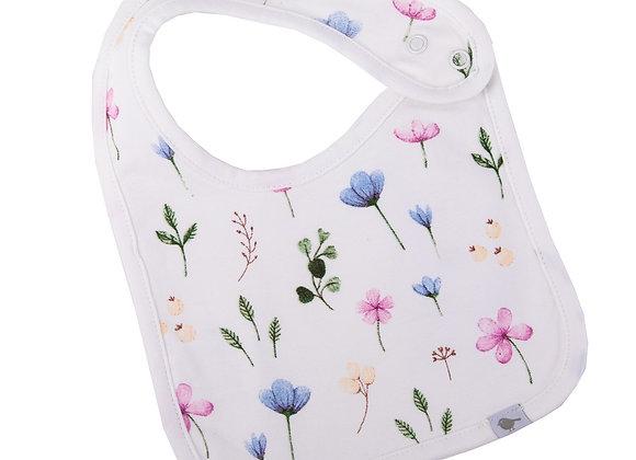 Emotion & Kids - Fleur Organic Cotton Bib