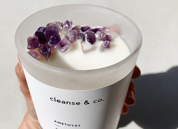 cleanse & co -Amethyst