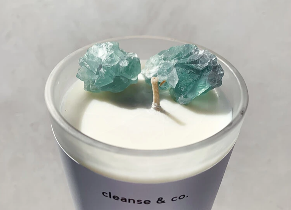 cleanse & co - Rainbow Fluorite