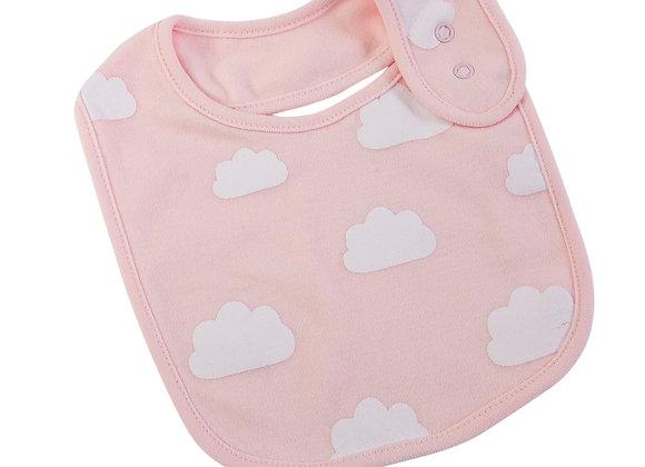 Emotion & Kids - Pink Cloud Bib