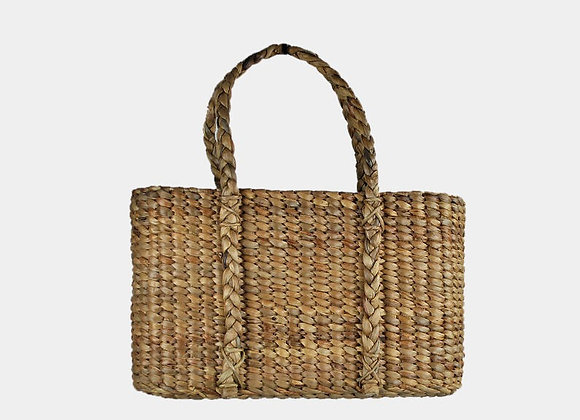 Natural Tote Basket
