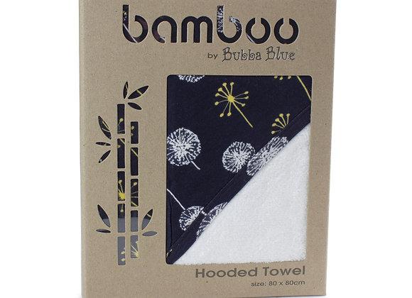 Bubba Blue - Night Sky Bamboo Hooded Towel