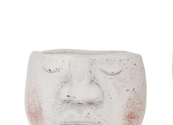Concrete Round Face Planter- small 10cm