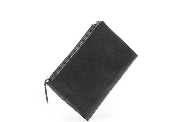 Dusky Robin Leather - Dusky Purse BLACK