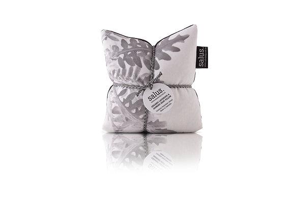 Salus - Grey Botanical Lavender Jasmine Heat Pillow