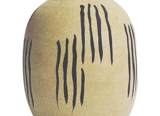Muse Vase Squat Monochrome