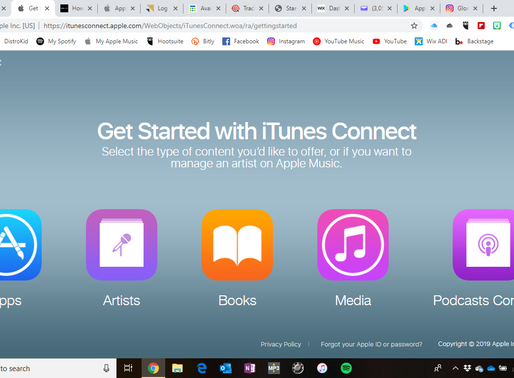 Claiming Your Artist Page on Apple Music
