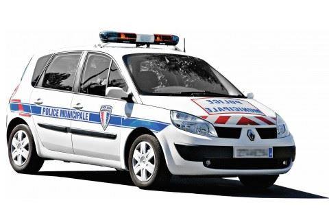 KIT SERIGRAPHIE VL POLICE MUNICIPALE