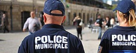 police municipale asvp